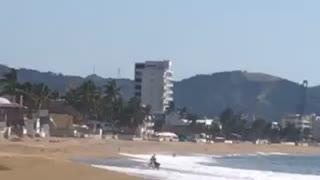 Manzanillo Mexico Beach