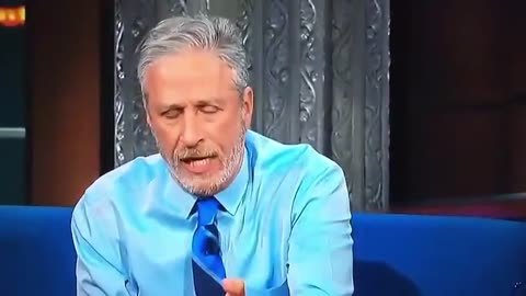 Jon Stewart TURNS ON THE LEFT! Mocks Them For Not Believing COVID Originated in Wuhan Lab