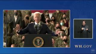 """Biden - """"I Keep Forgetting I'm President"""""""
