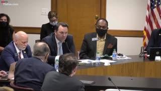Colonel Phil Waldron Testifies During Georgia Senate Hearing on Election Fraud