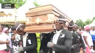 funeral dancers