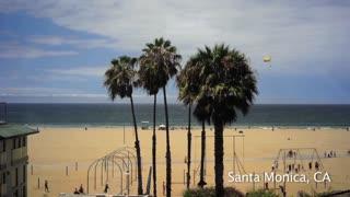 Santa Monica From Hotel