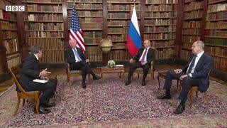 When Biden met Putin: Decoding the world leaders' body language