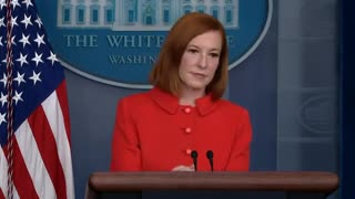 Psaki Gives Reporter Attitude When Asked The Identities Of Who Bought Hunter Biden's Paintings