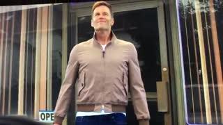 Tom Brady visits massage parlor - Netflix