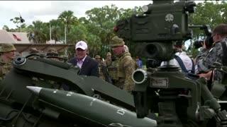 Australia evacuates 26 people from Afghanistan