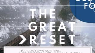 The Great Reset Credence