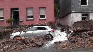Ya son 30 los fallecidos en las inundaciones del oeste de Alemania