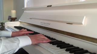 Calming Music - Summer Dance - piano music.