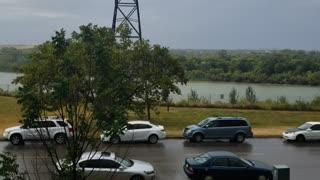 Nice rain