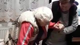 Mother 93rd Christmas!