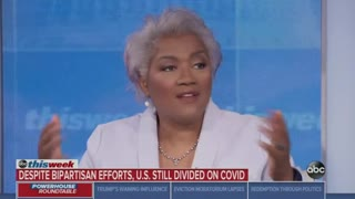 Donna Brazile on COVID-19 variants