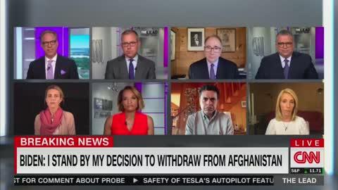 WATCH: CNN's Jake Tapper on Afghanistan: