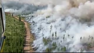 BC Firefighters Credit Controlled Burns as Evacuation Orders Downgraded