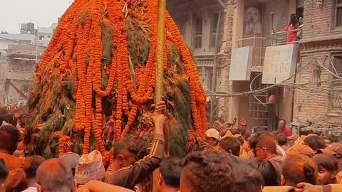 #sidhhi #ganesh #jatra #nagadesh #madhyapur #thimi #sindur #jatra