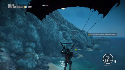 Just Cause 3 Demo Gameplay part 20 Rico is On The Way To The Mission Friends Like These .....