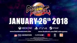 Dragon Ball FighterZ Official SSGSS Vegeta Trailer