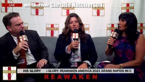 His Glory GR interview Christine Hutchinson