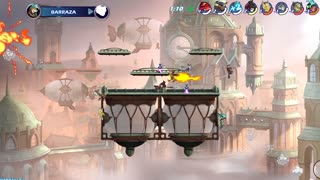 Brawlhalla Official Game play Trailer