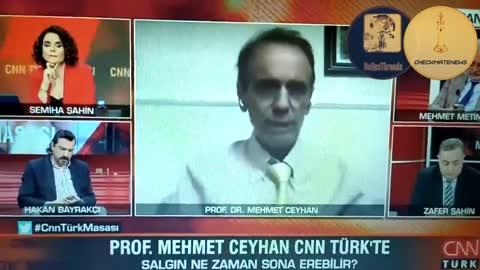 Geständnisse von Prof Dr. Mehmet Ceyhan