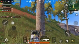 Hill Fight In Team Formation Pubg Game