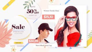 Premium Brands Sale | free after effect template