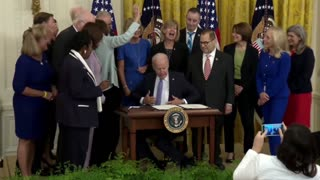 President Biden Delivers Remarks and Signs the Victims of Crime Act Fix Into Law