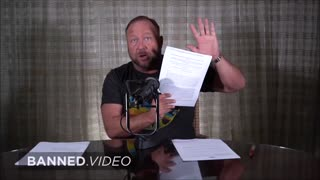 BREAKING : Alex Jones Exposes HIV In The New COVID Vaccine !!!!!