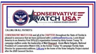 Conservative Watch USA
