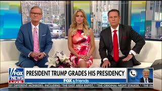 President Trump Slams Terry McAuliffe And Andrew McCabe