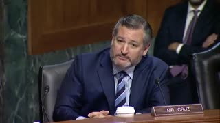 Senator Cruz SAVAGES Biden Court Nominee!