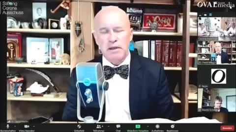 15 minute clip from Dr. David Martin on Covid-19 Origins