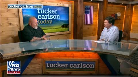 Teddy Daniels Interview on Tucker Carlson Today 8-30-2021