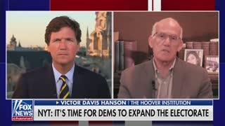 Victor Davis Hanson on anarchy
