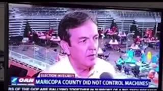 Breaking News from Arizona audit