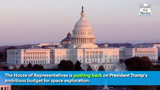 NASA Spending Bill introduced by House of Representatives