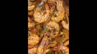 Homemade Cajun Shrimp