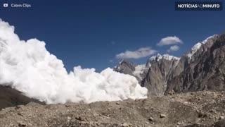 Avalanche: um perigo escondido nos encantos da neve