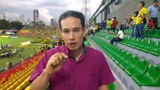 La victoria del Atlético Bucaramanga