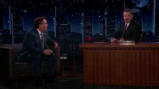 Mike Lindell and Jimmy Kimmel Interview