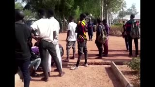 Around 30 students abducted from Nigerian college