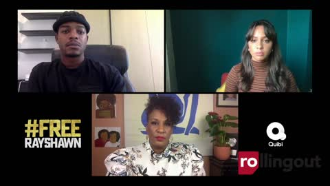 Free Rayshawn stars Stephan Jackson and Jasmine Cephas Jones