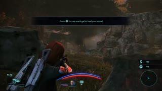 Mass Effect Legendary EDITION PS5 INSANITY MOD Gameplay Walkthrough   Part 1 - Eden Prime