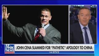 Dana Perino on John Cena apology