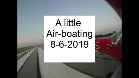 Air Boating