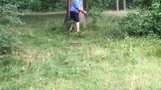 Fester trick shot