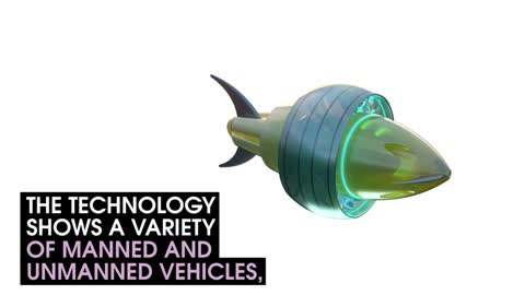 Futuristic Submarine Concepts From The Royal Navy