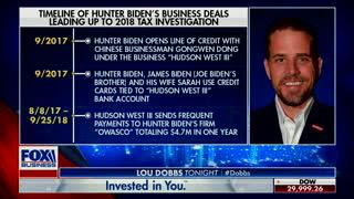 Grand Jury Money Laundering Investigation into Hunter Biden Began in 2018