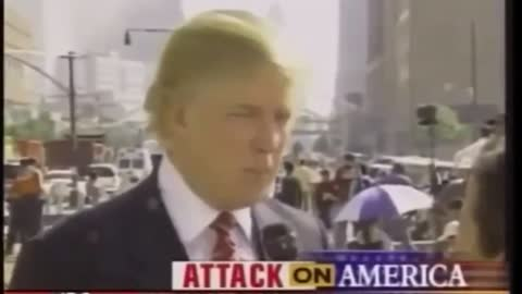 NEVER FORGET: President Donald Trump Speaks At 9/11 Ceremony