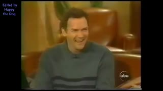 Norm MacDonald on The View